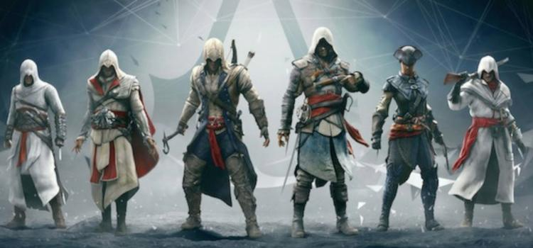 10 lat serii Assassin's Creed!