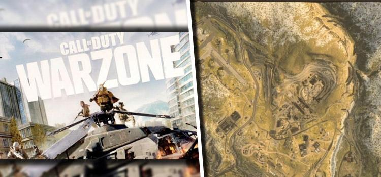 Warzone trybem battle royale w Call of Duty?